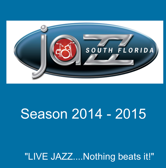 South Florida JAZZ Season 23 Commemorative Book