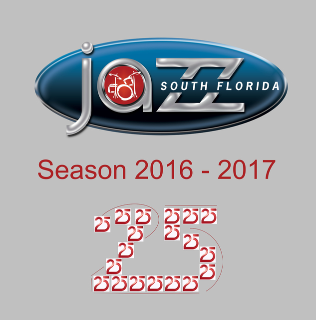South Florida JAZZ Season 25 Commemorative Book