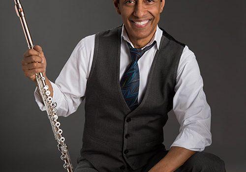 South Florida JAZZ at Bailey Hall  Presents the Latin Grammy Award-Winner and Flute Virtuoso NESTOR TORRES