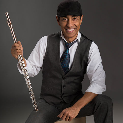 South Florida JAZZ at Bailey Hall  Presents the Latin Grammy Award-Winner and Flute Virtuoso 	NESTOR TORRES