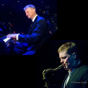 David Kikoski Quartet with Eric Alexander